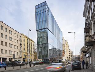 Biuro coworkingowe The Nest w Warszawie