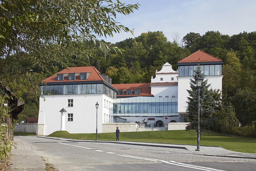 Szkoła w Kazimierzu Dolnym