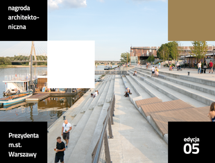 Nagroda Architektoniczna Prezydenta m.st. Warszawy 2019