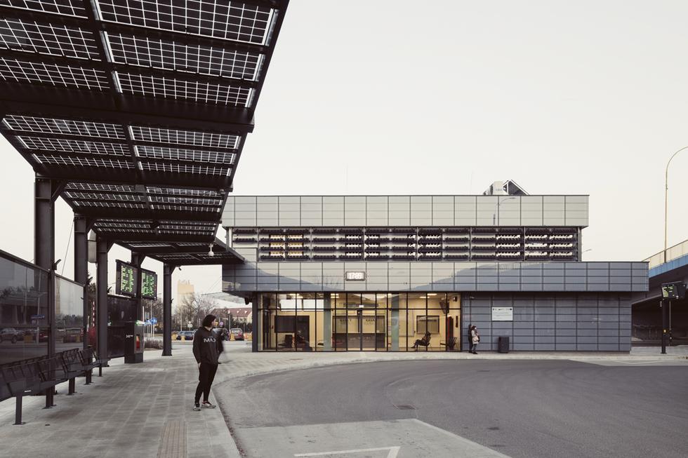 Dworzec Komunikacji Lokalnej w Rzeszowie