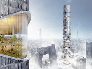 Konkurs eVolo 2019 – Polacy po raz kolejny z nagrodą w eVolo Skyscraper competition