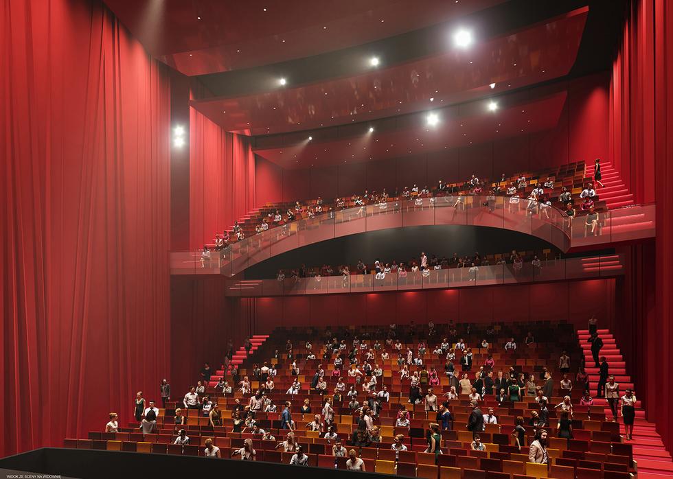 Nowa siedziba Teatru Muzycznego w Poznaniu – wyniki konkursu