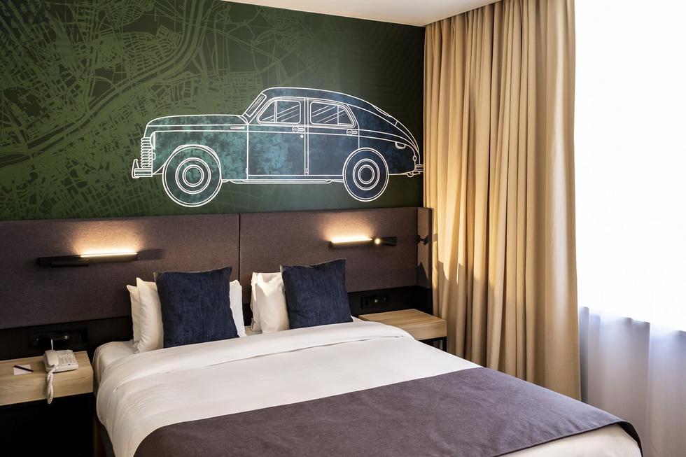 Warszawski Grand Hotel po modernizacji