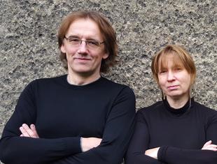 Spotkanie z Mistrzem – Barbara i Oskar Grąbczewscy