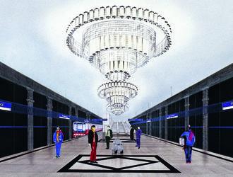 Zaprojektuj nowe stacje metra w Warszawie!