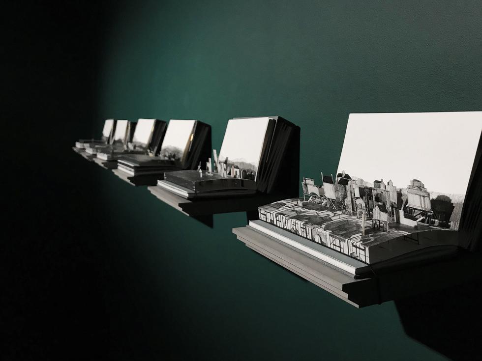 Zaginione miasto – wystawa polskiej architektki w Antwerpii