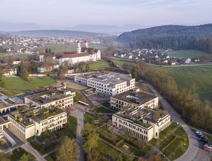 Szpital psychiatryczny w Szwajcarii