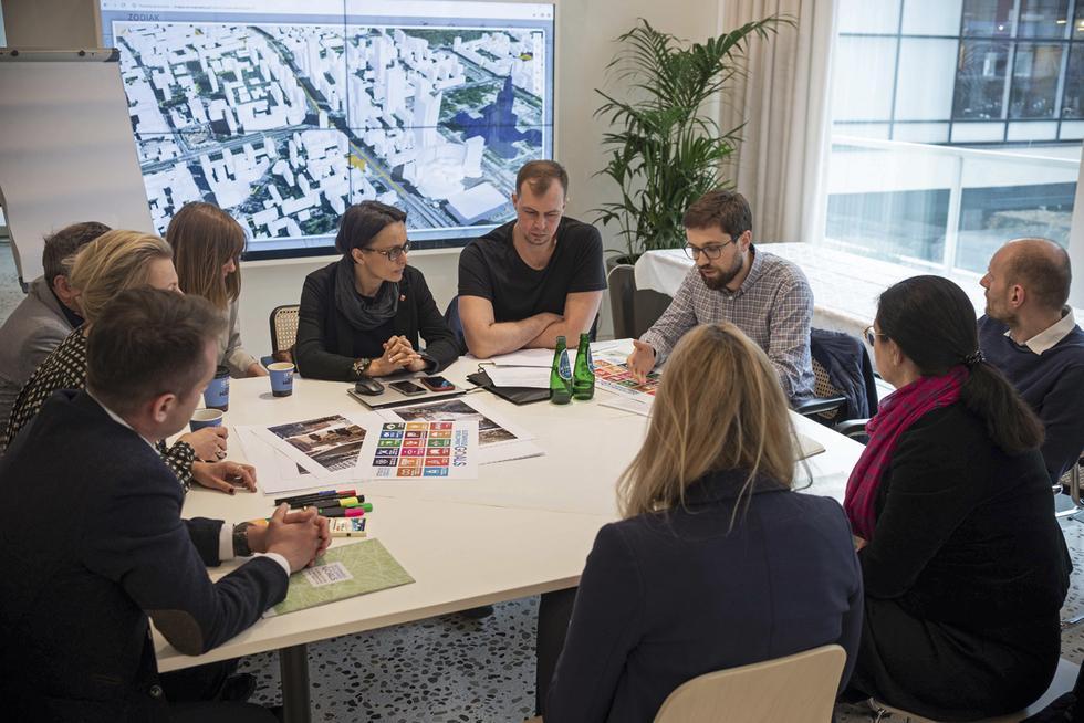 Cele Zrównoważonego Rozwoju w projektowaniu