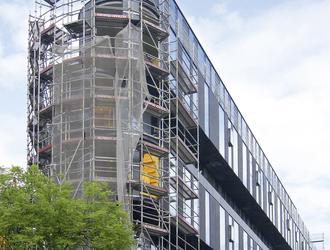 Przebudowa Hotelu Rialto w Warszawie
