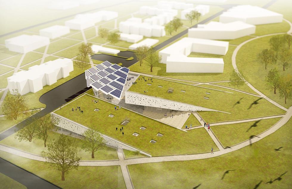Studentki Politechniki Śląskiej laureatkami konkursu American Institute of Architects