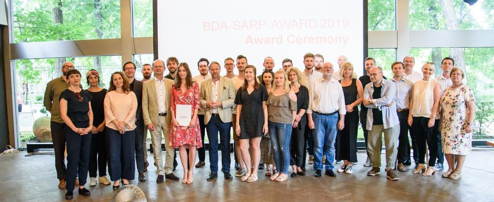 Uczestnicy, Jurorzy i Organizotorzy Dorocznej Polsko-Niemieckiej Nagrody Integracyjnej BDA – SARP 2019 2.