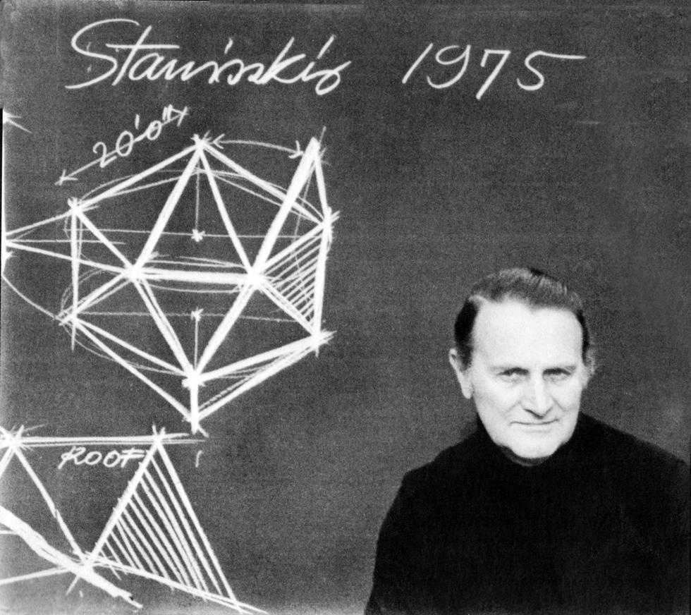 Jerzy Staniszkis. Architekt – grafik. Wystawa