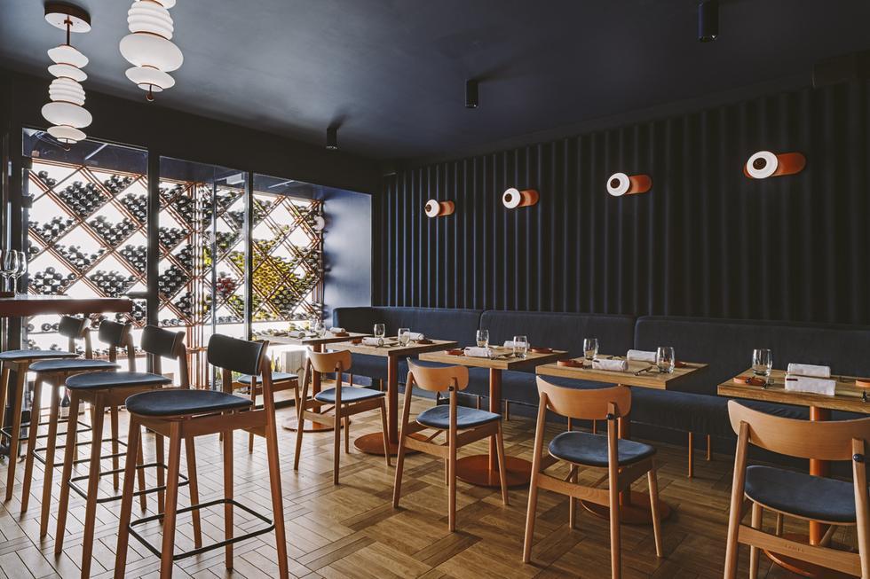 Restauracja Opasły Tom w Warszawie