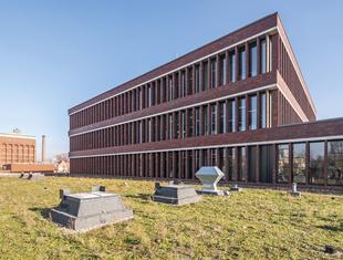 Siedziba MPWiK we Wrocławiu