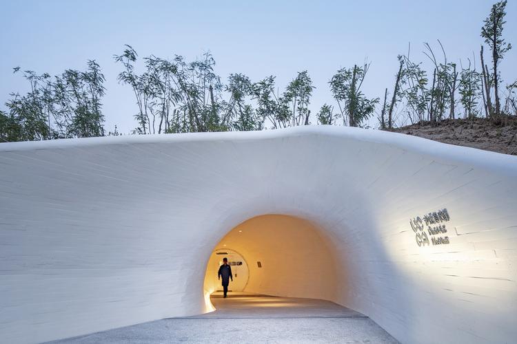 Muzeum UCCA Dune w Qinhuangdao