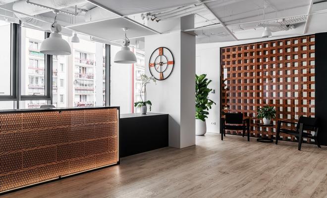 Nowa siedziba Wienerberger w Centrum Praskim Koneser