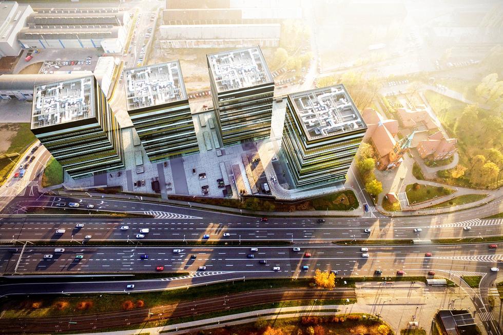 Silesia Business Park projektu medusagroup