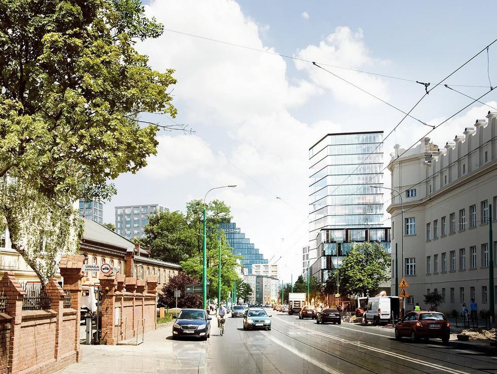 Poznańska Ściana Zachodnia – wyniki konkursu Skyline Challenge