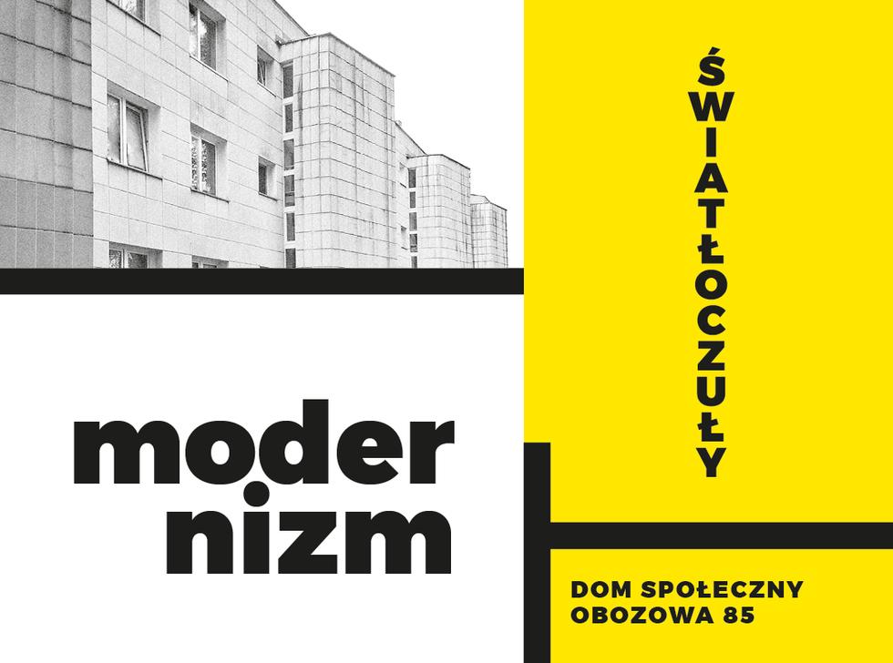 Światłoczuły modernizm: cykl archi-spacerów po osiedlu Koło