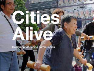 Miasta dla seniorów – raport ARUP. Jak projektować przestrzeń, by odpowiadała potrzebom starzejącego się społeczeństwa.