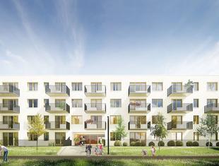 Osiedle Robyg Jagodno projektu Major Architekci
