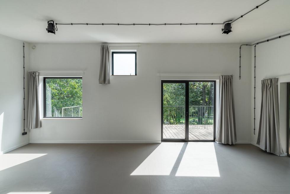 Pawilon Ogród Szeląg projektu wiercinski-studio