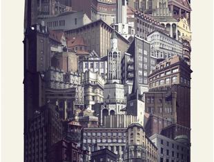 Fragments of Metropolis 3: ekspresjonizm górą