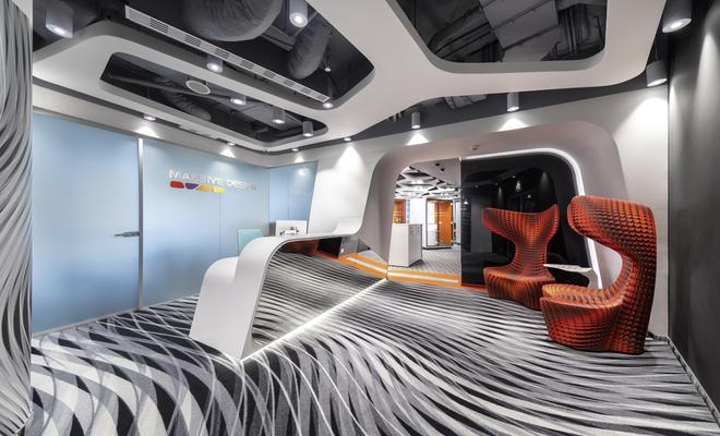 Siedziba pracowni Massive Design