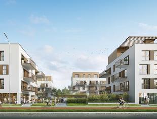 Osiedle Zielone Bemowo projektu pracowni Grupa 5 Architekci