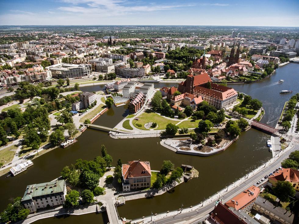 Młyn Maria – Maćków Pracownia Projektowa rewitalizuje zabytkowy zespół w centrum Wrocławia