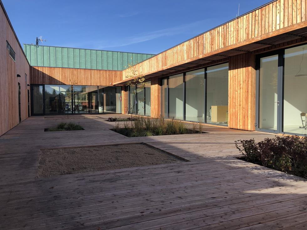 Przedszkole samorządowe w Grabówce koło Białegostoku
