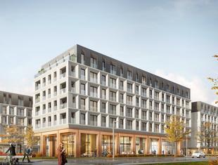Grupa 5 Architekci wygrała konkurs na projekt apartamentów w Warszawie