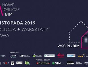Nowe oblicze BIM 2019 – prelekcje i warsztaty!