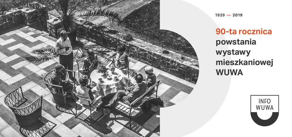 90 lat wystawy mieszkaniowej WuWA