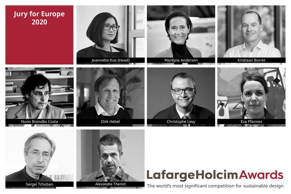 LafargeHolcim Awards 2020 – znamy skład jury bieżącej edycji konkursu