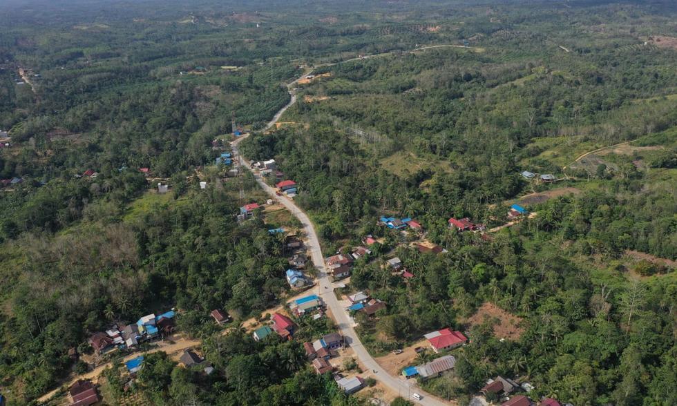 Nowa lokalizacja stolicy Indonezji