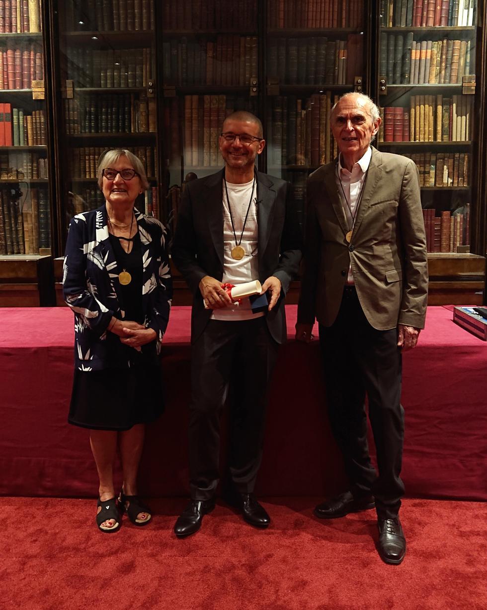 Robert Konieczny oficjalnie wśród członków Francuskiej Akademii Architektury