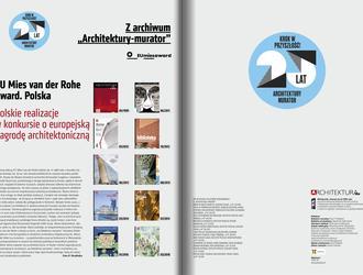 EU Mies van der Rohe Award. Polska