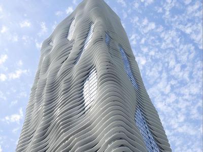 Wieżowiec Aqua Tower