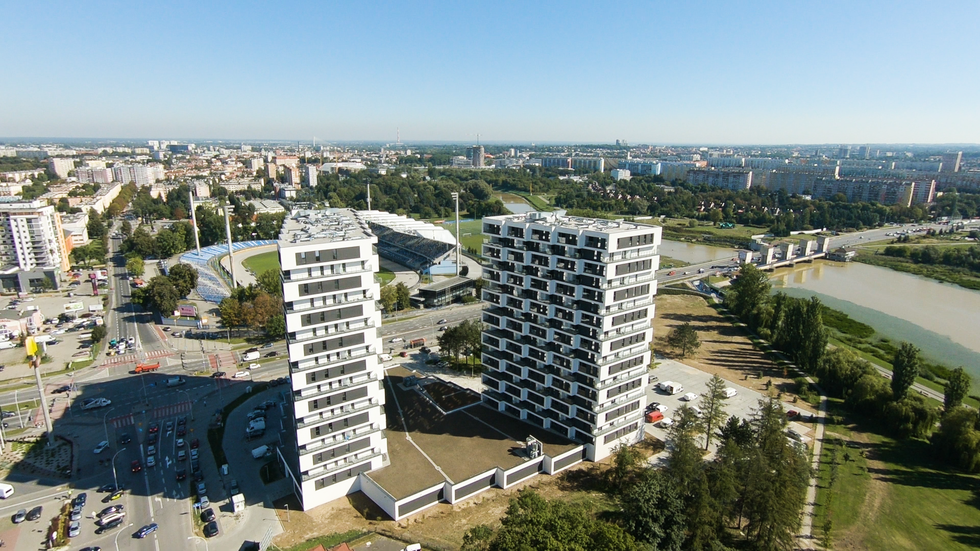 Zespół mieszkaniowy Bulwary Park w Rzeszowie