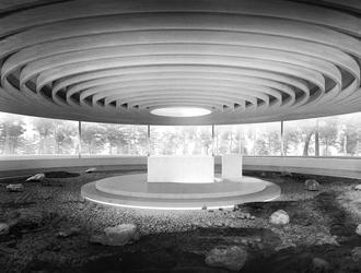 Kaplica w Rwandzie projektu krakowskiej pracowni Gierbienis + Poklewski