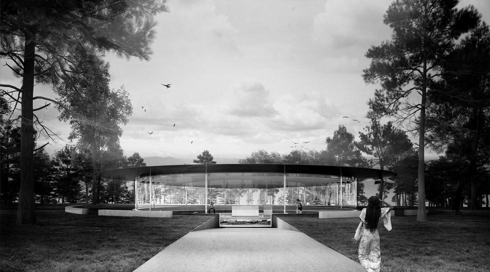 Kaplica w Rwandzie według projektu krakowskiej pracowni Gierbienis + Poklewski