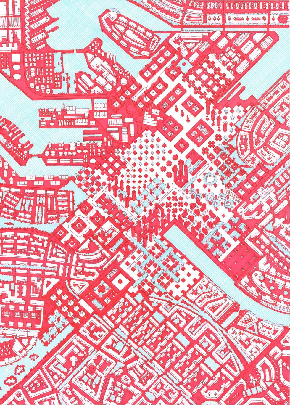 Fikcyjne miasta. Wystawa