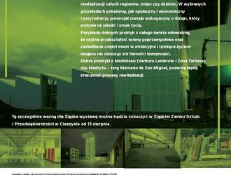 Projekt La dolce REvita: architektura poprzemysłowa