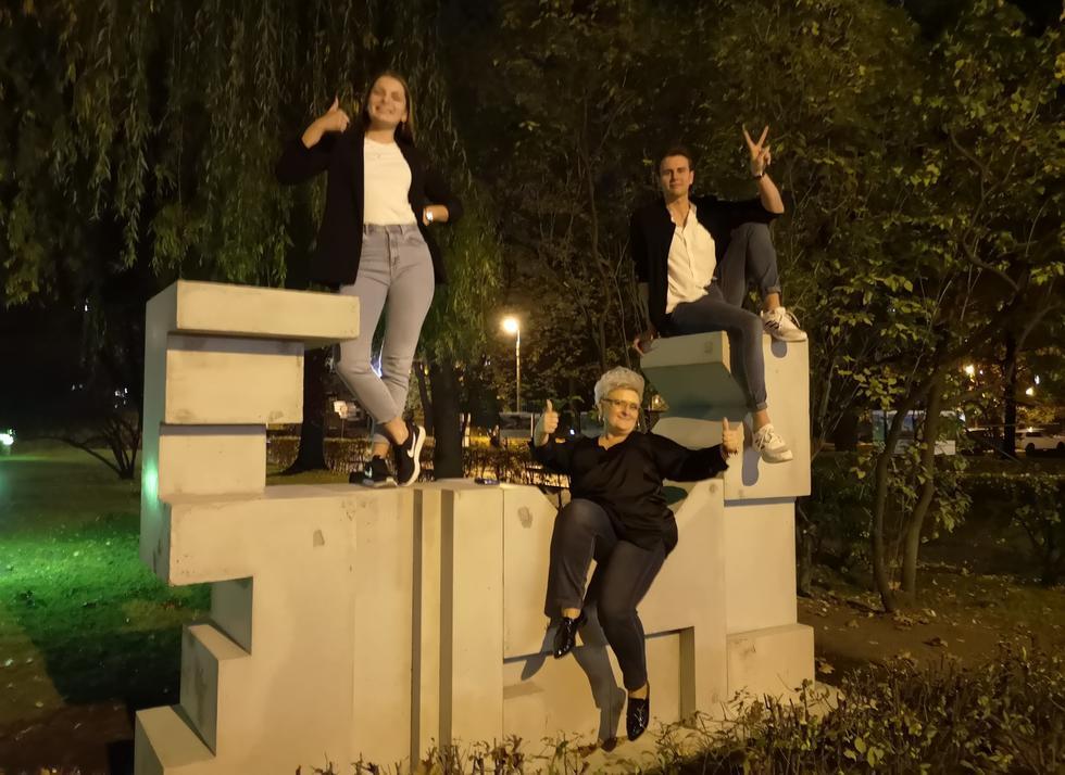 Gra o fotel – instagramowy konkurs na superfotę Obiektu Niemożliwego w Krakowie