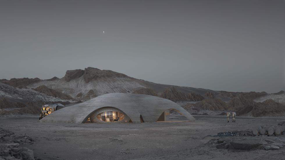 Projekt: Mars