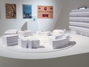 Gdynia – Tel Awiw: nowa wystawa w Muzeum Polin [FILM]