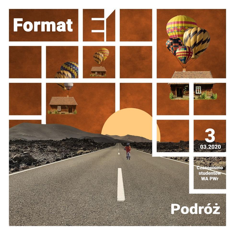 Format E-1: nowy numer magazynu studentów WA PWr