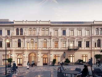 Przebudowa Teatru Żeromskiego w Kielcach – rozmowa ze Szczepanem Wrońskim i Moniką Lemańską z WXCA