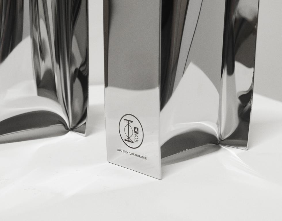 """Podsumowanie 25-lecia """"Architektury-murator"""" – dyskusja z udziałem Marty Thorne, Ivana Blasiego, Denisa Leontieva i Mirosława Bałki"""